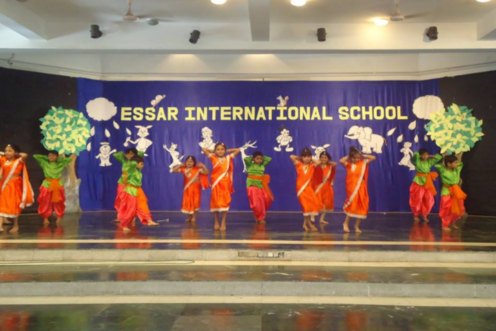Essar International School-Cultural Program