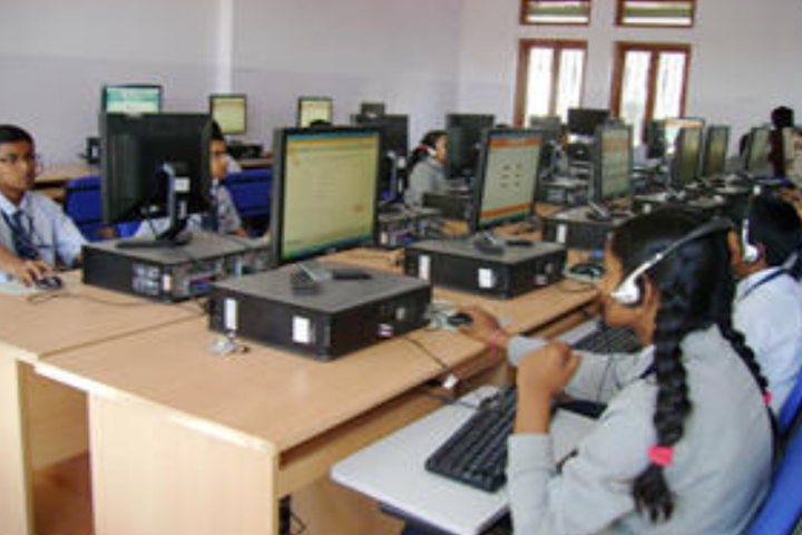Essar International School-Language Lab