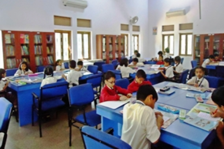 Essar International School-Library