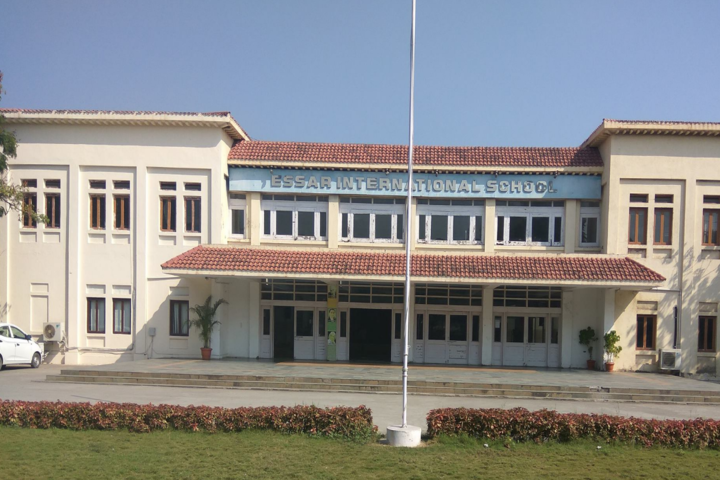 Essar International School-School Building