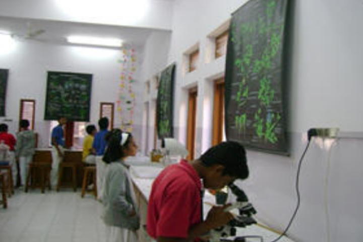 Essar International School-Science Lab