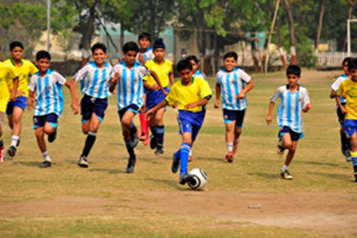 Essar International School-Sports