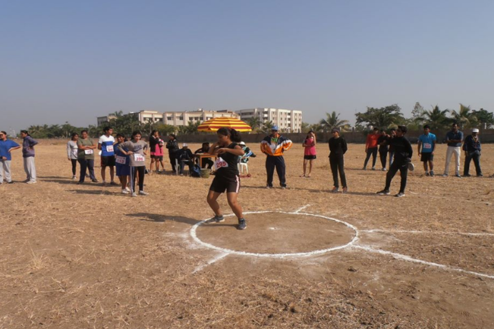 Essar International School-Play Ground
