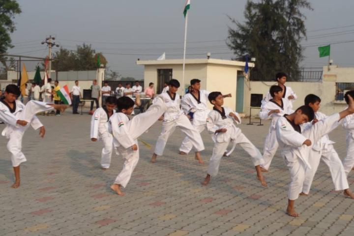 Euro School-karate