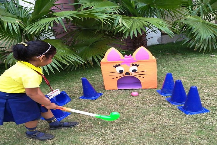 Fellowship Mission School-Pre Primary Games