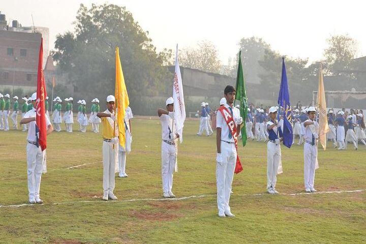 Firdaus Amrut Centre School-Council Members