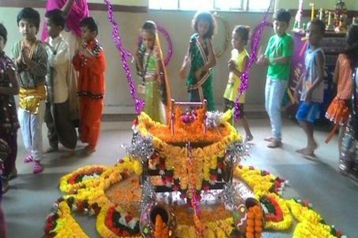 Firdaus Amrut Centre School-Festival Celebrations