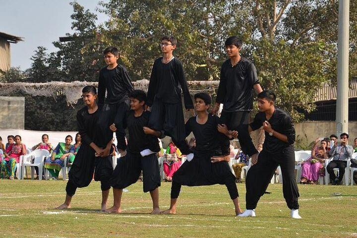 Firdaus Amrut Centre School-Sports Day Celebrations