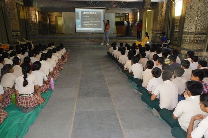 Firdaus Amrut Centre School-Work Shop