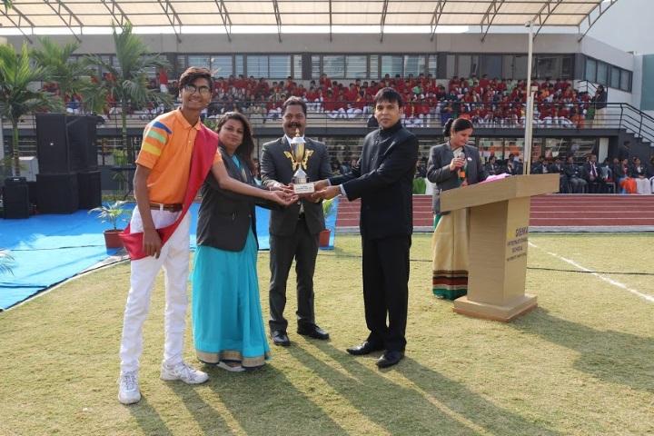 G D Goenka International School-Prize Distribution
