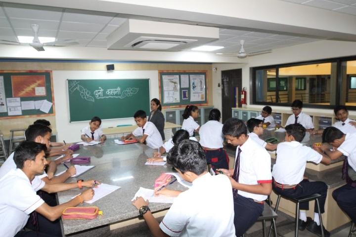 G D Goenka International School-Story writing Competition