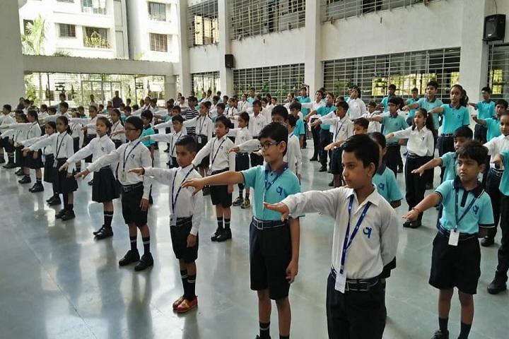 Gajera Global School-School Pledge