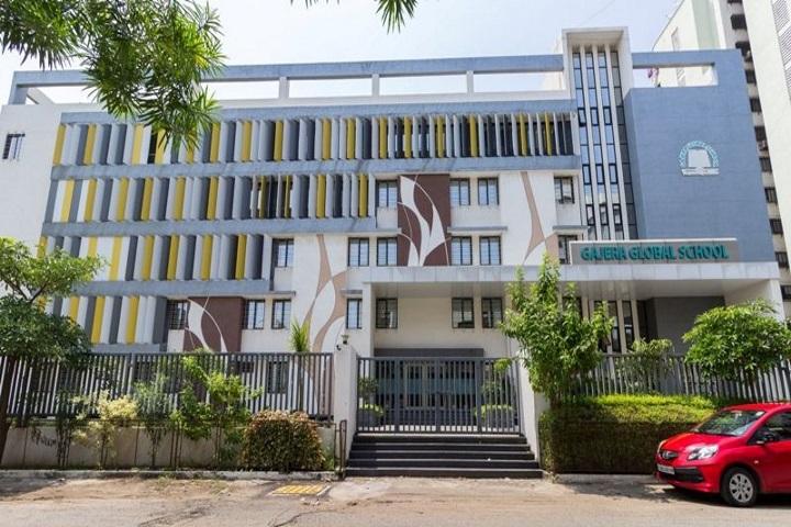 Gajera Global School-Building