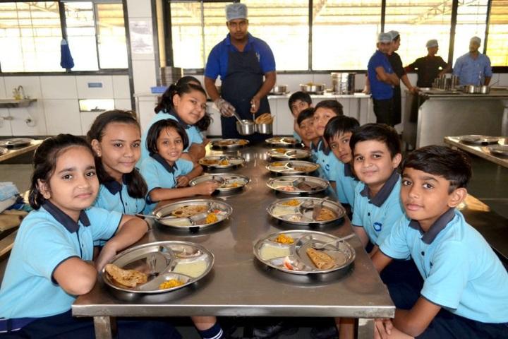 Gajera Global School-Cafateria