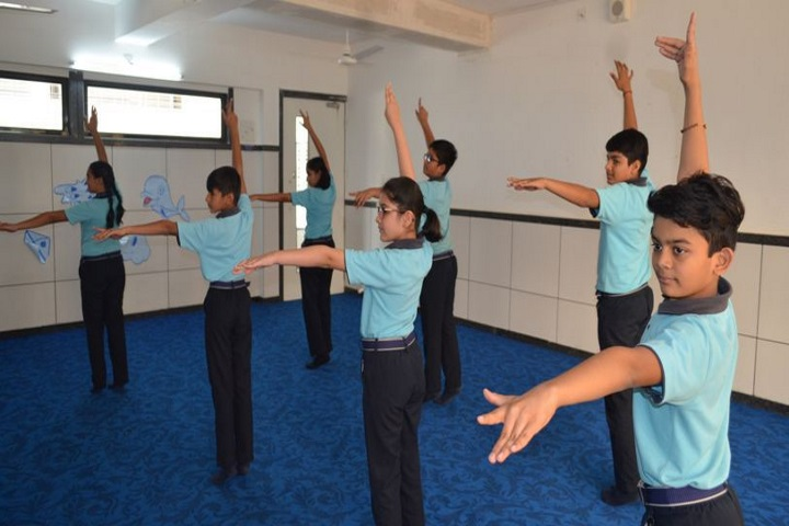 Gajera Global School-Dance Room