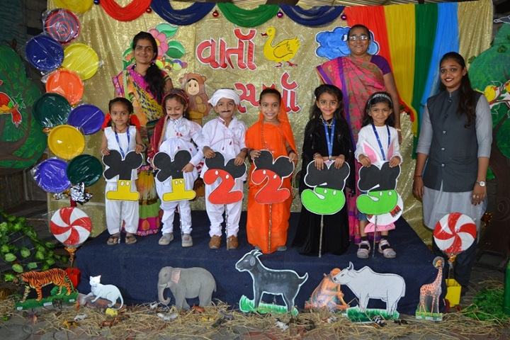 Gajera International School-Activity