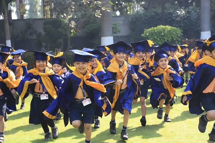Gajera International School-Graduation Day