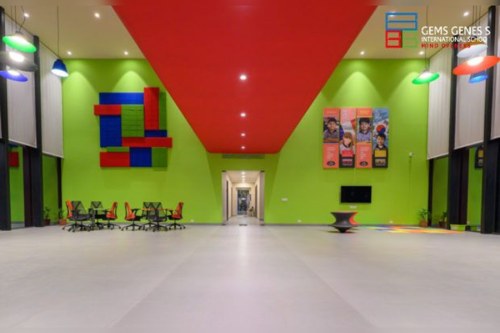 Gems Genesis International School - School Inner View