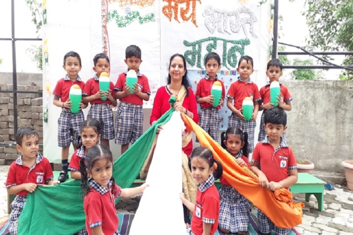 Genius Educational Academy-Independence Day Celebrations