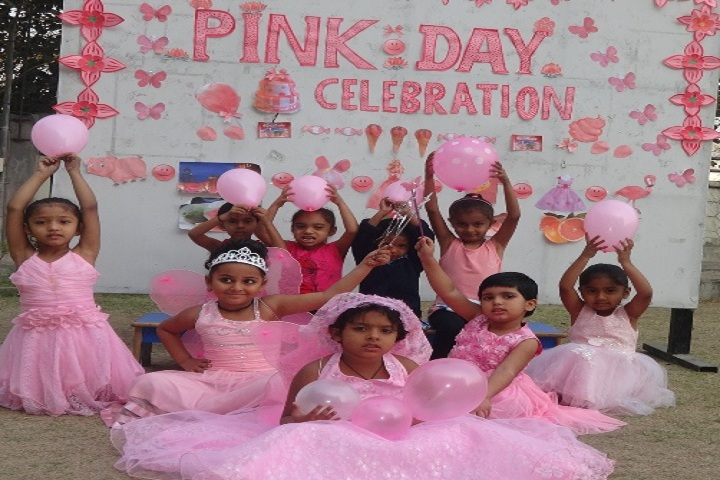 Genius Educational Academy-Pink Day