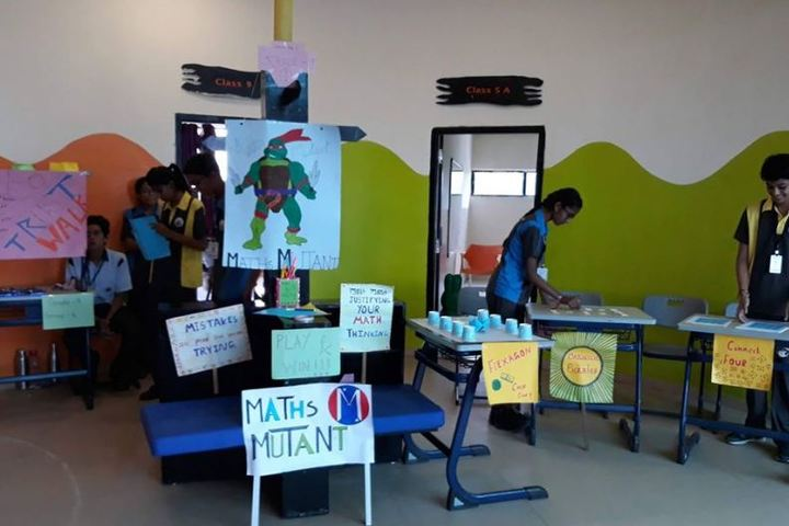 Global Discovery School-Exhibition