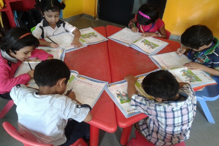 Global Discovery School-Class Work