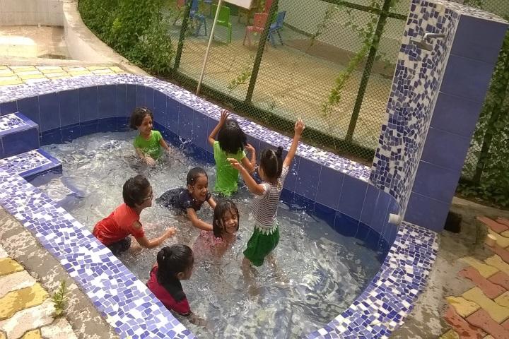 Global Discovery School-Swimming Pool