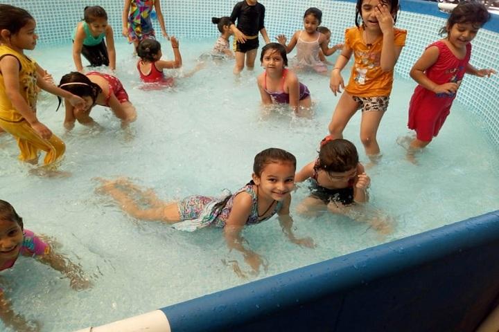 Global Indian International School-Swimming Pool