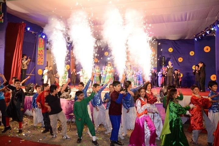 Global Indian International Schools-Annual Day Celebration