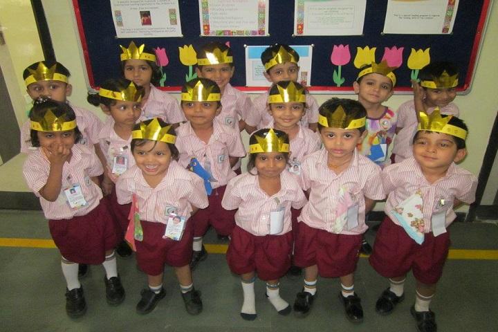 Global Indian International Schools-Childrens Day Celebration