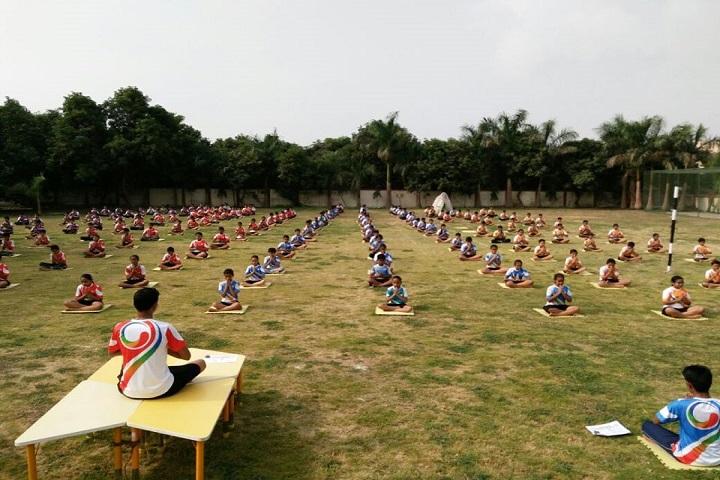 Global Indian International Schools-Yoga