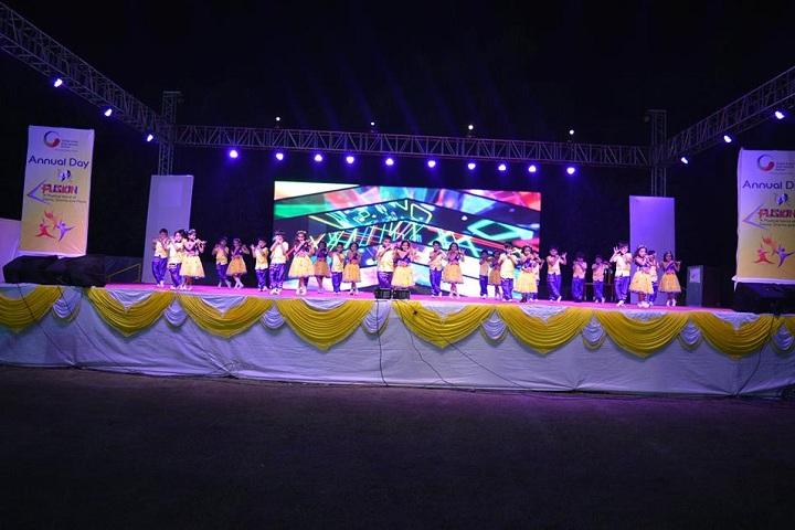 Global Indian International School-Dances
