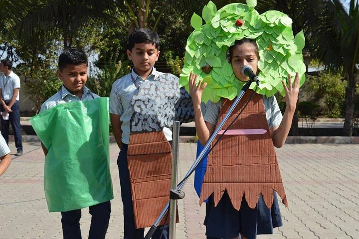 Global Indian International School-Fancy Dress competition