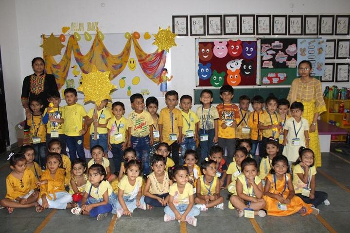 Global Vision International School-Activity Day