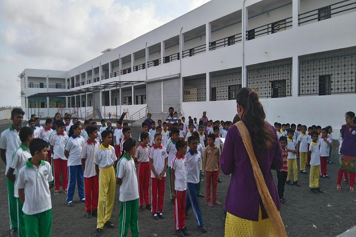 Global Vision International School-Assembly