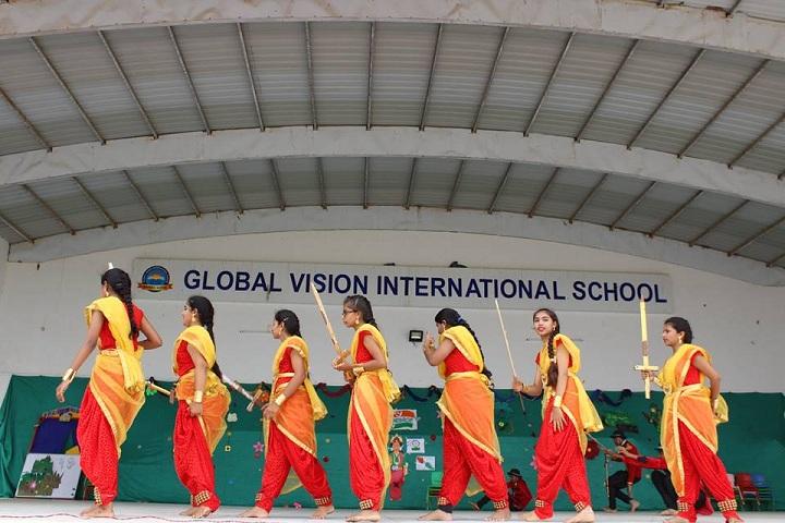Global Vision International School-Group Dance
