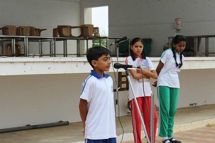 Global Vision International School-Sports Day