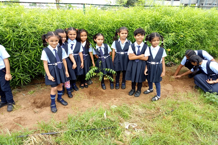 Gokul Global School-Plantation