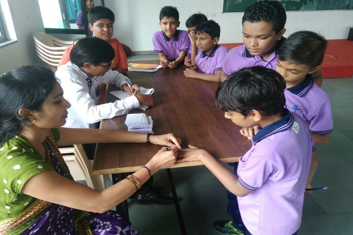 Gokul Global School-Primary School Voting