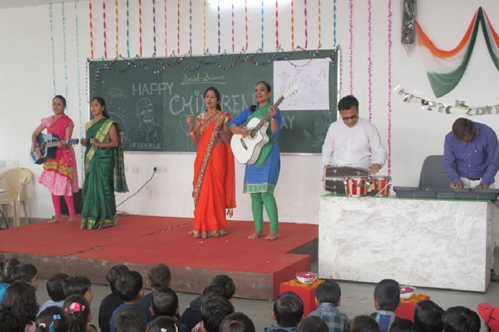 Gokul Global School-Childrens Day Celebrations
