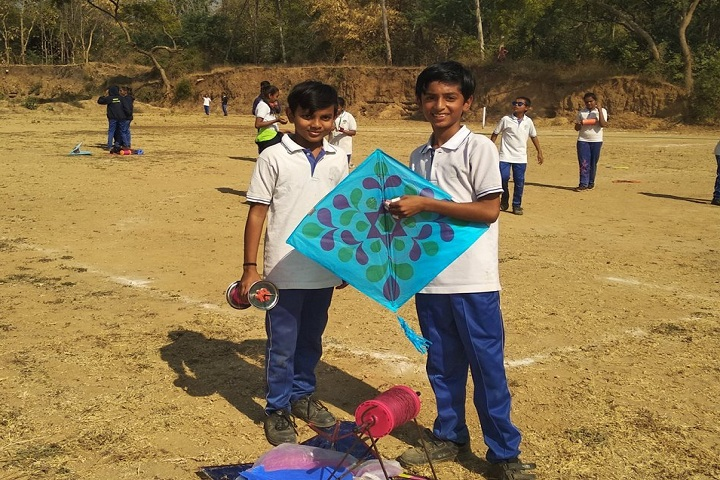 Green Valley High School-Kite Festival
