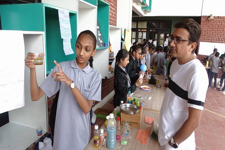 Greenwood  School-Science Day Celebration