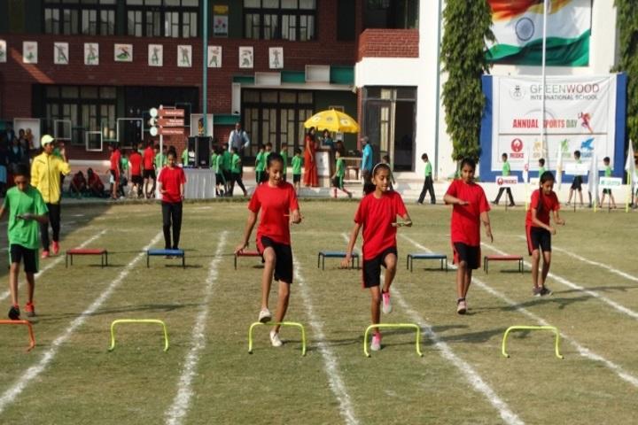 Greenwood School-Annual Sports Day
