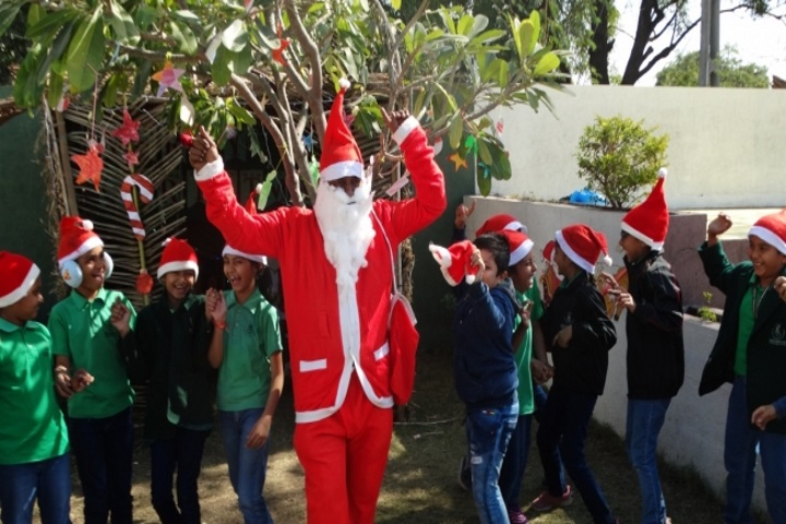 Greenwood  School-Christmas Celebrations
