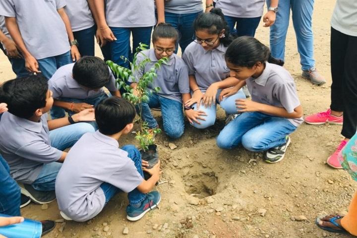 Greenwood School-Tree Plantation