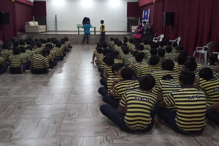 Gujarat Public School-Auditorium