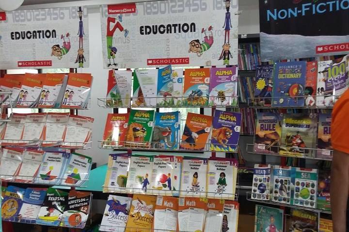 Gujarat Public School-Book Exhibition
