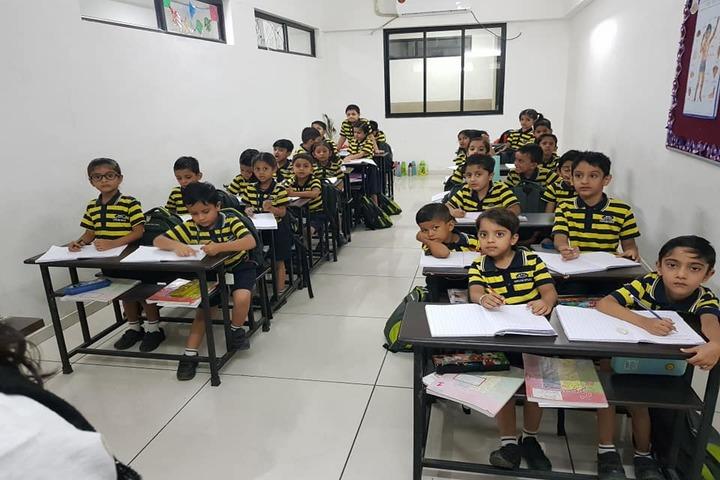 Gujarat Public School-Classrooms