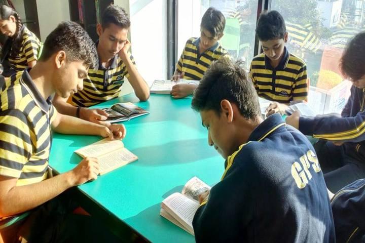 Gujarat Public School-Library