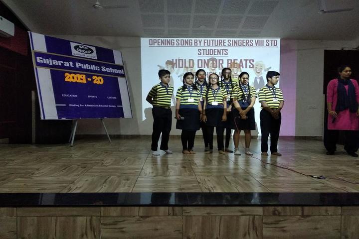 Gujarat Public School-Music Event